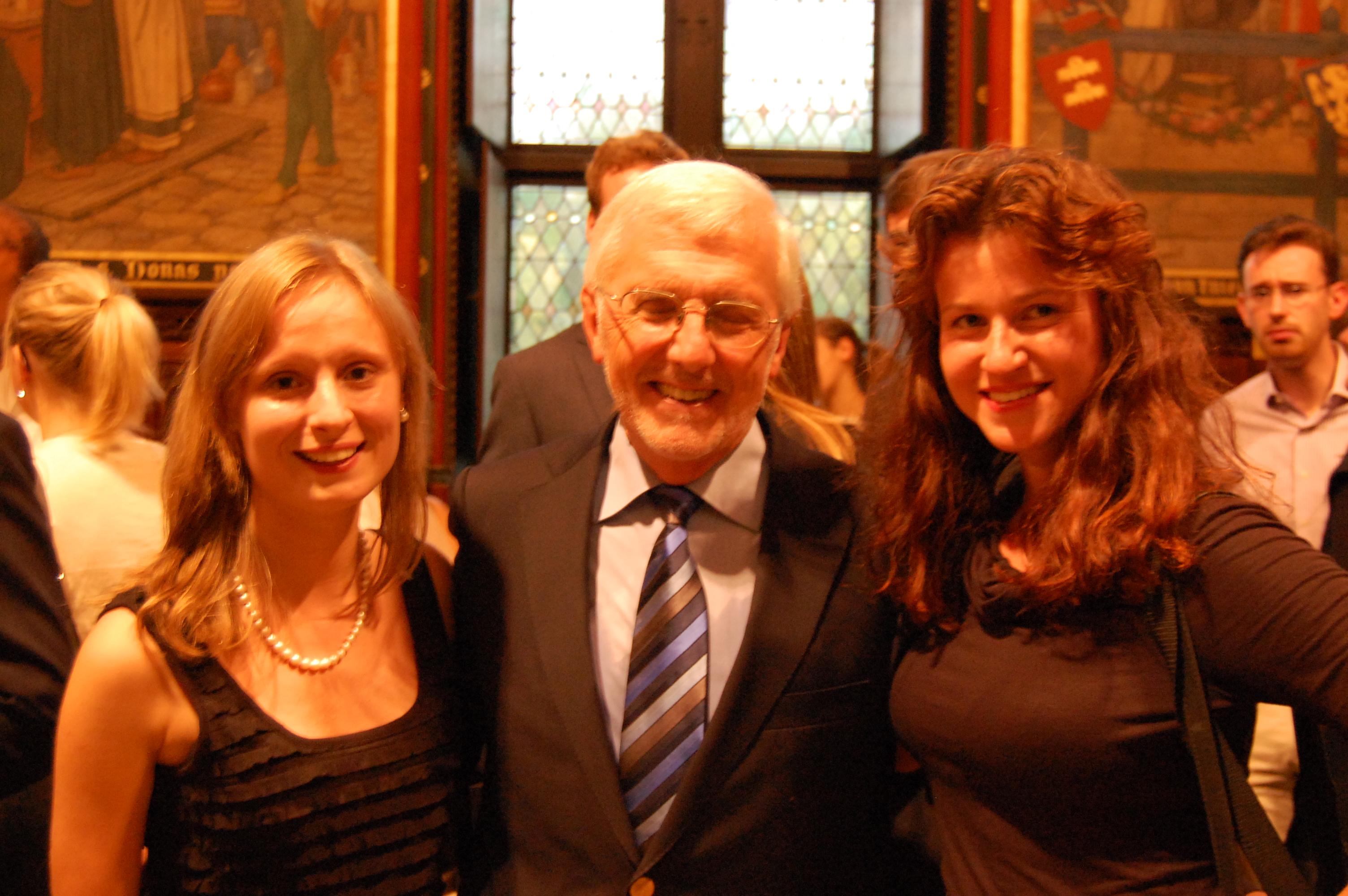 Z Rektorem i Nastją