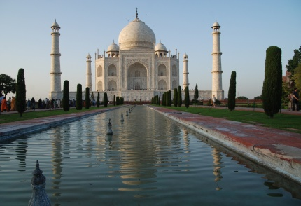 Indie, Taj Mahal, Licencja CC,