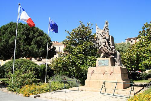 Ajaccio, Korsyka (CC)