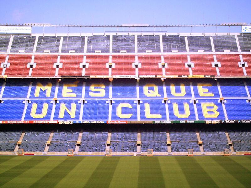 FC BARCELONA, Licencja CC