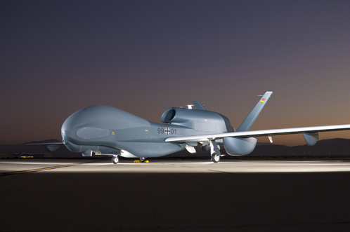Euro Hawk, fot. Northrop Grumman