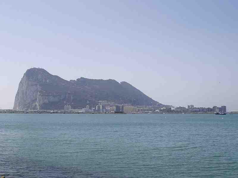 Gibraltar, licencja CC